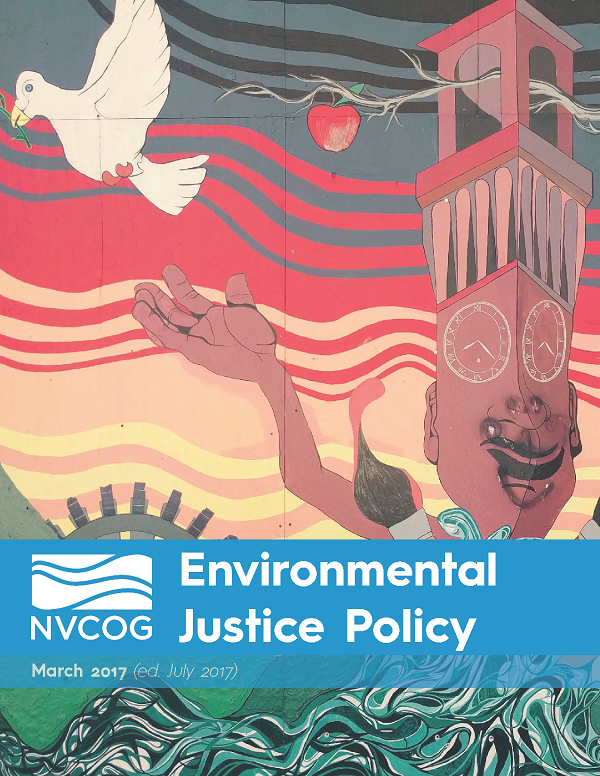 NVCOG Environmental Justice Policy